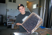 Toby Bowman - Resident Wine Maker -  The Fort Wine Co.