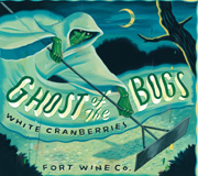 Ghost of the Bogs Table Wine - Fort Wine Company