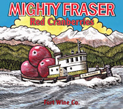 Mighty Fraser Table Wine - Fort Wine Company